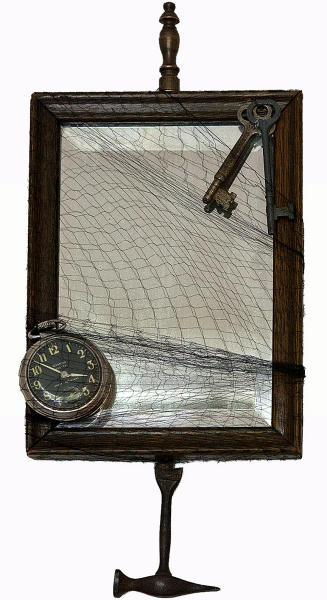 assemblage: Caught in the Web of Time