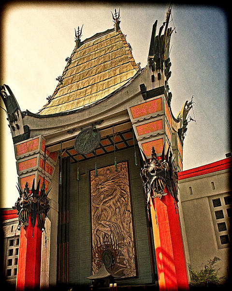 Graumanns Chinese Theater, Hollywood Boulevard