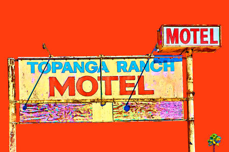 Topanga Ranch Motel #4